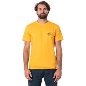 Rip Curl Aloha State T-shirt Heren, gold